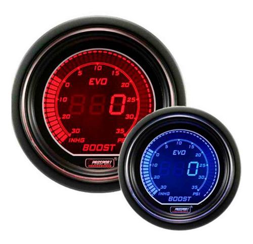 Reloj Presión De Turbo Electrónico 52mm Evo Ar Prosport