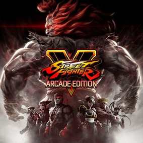 Jogo Street Fighter V: Arcade Edition 15 Dlcs Envio Imediato