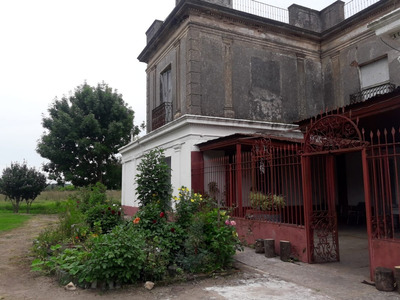 Casa Quinta En Venta! 6.5há.