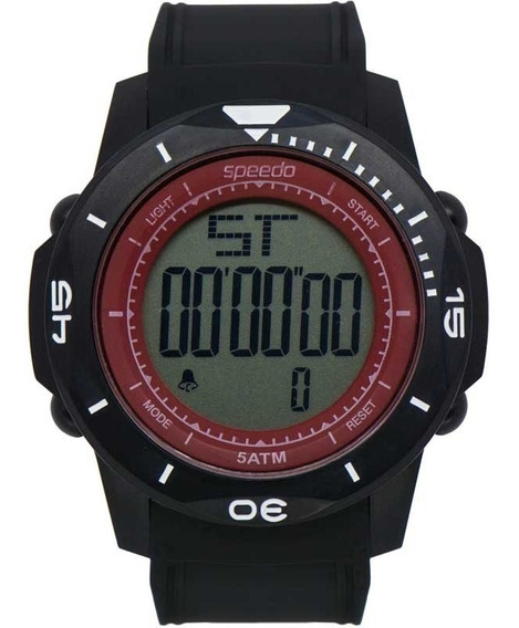Relógio Masculino Speedo Digital 81132g0evnp2 + Nota Fiscal Ctsports
