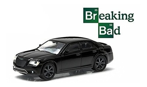 Breaking Bad 2012 Chrysler Hollywood Greenlight 1/64 Series9