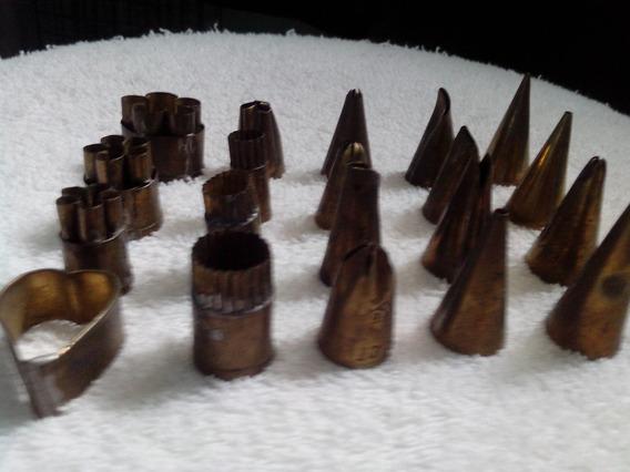 Bicos De Confeiteiro (usados)