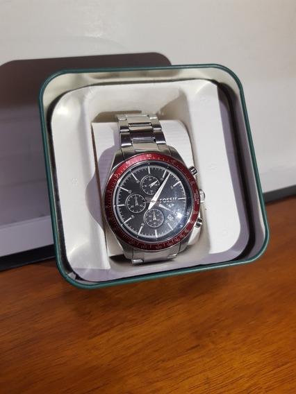 Relógio Fossil Masculino - Modelo Bq2086