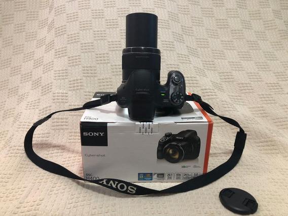 Câmera Fotográfica Sony Cybershot Semiprofissional