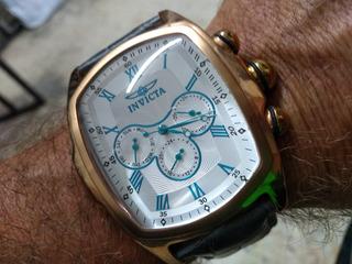 Reloj Invicta Lupah Modelo No 14938