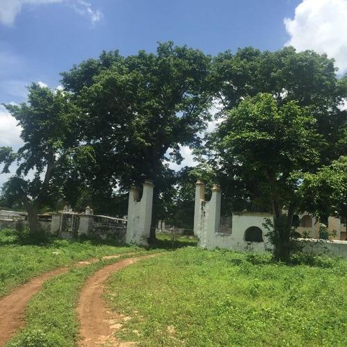 Imagen 1 de 30 de Hacienda En Venta En Campeche