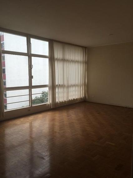Apartamento Residencial À Venda, Consolação, São Paulo. - Ap0230
