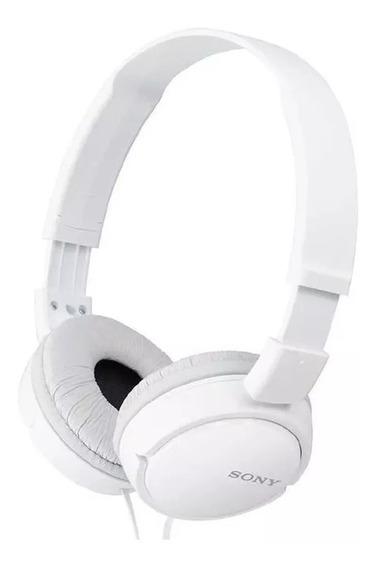 Fone De Ouvido Sony Original Mdr-zx110 Over Ear Garantia +nf