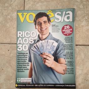 Revista Você S/a 150 Dez2010 Rico Aos 30 Anos Angel Bermudez