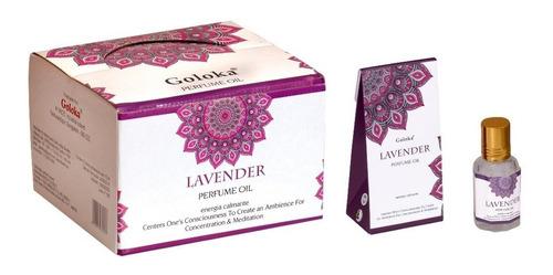 Óleo Perfumado Indiano Goloka Kit 3un.10ml - Aromas Mistos