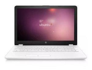 Portatil Hp Ci5-7200u 14 Pulgadas 8gb 1tb Hd Dvd Linux Blanc