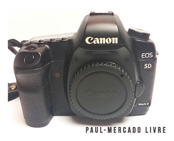 Camera Canon 5d Mark Ii - Impecável - Apenas 60k