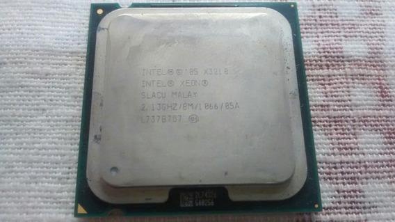 Processador Intel Xeon X3210 Quad Core 8mb 2.13ghz 775