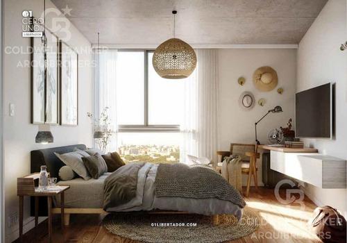 Apartamento De 1 Dormitorio En Venta En Aguada