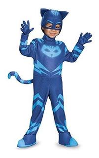 Disfraz Catboy Deluxe Toddler Pj Heroes En Pijamas U S A