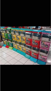 Maquinas Vending Juguetes En Cápsulas