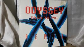 Odyssey - Talk To Me (remix)