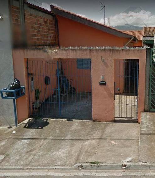 Casa Com 2 Dormitórios À Venda, 93 M² Por R$ 150.150 - Jardim Das Cerejeiras - Atibaia/sp - Ca2191