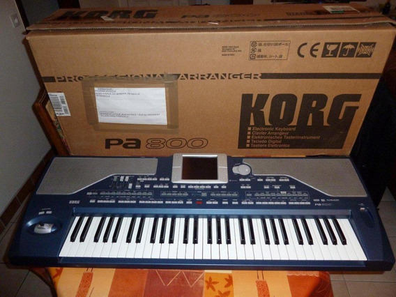 Korg Pa 800 61 Teclas