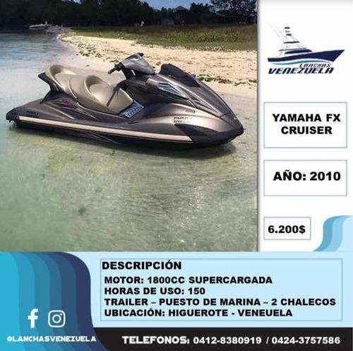 Moto De Agua Yamaha Fox Cruiser Lv13