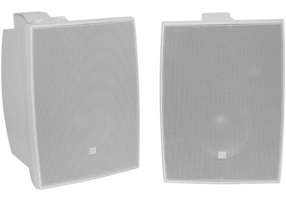 Caixa Acústica Som Ambiente Jbl C621 B 50w Rms Par