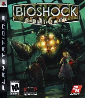 Bioshock Ps3 Original Entrega Inmediata