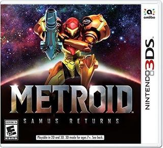 Metroid Samus Regresa A La Nintendo 3ds