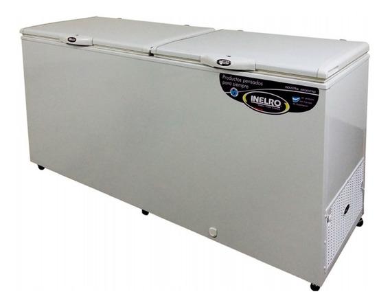 Freezer Horizontal Dual 695lts Canastos Ruedas Dp700 Desague