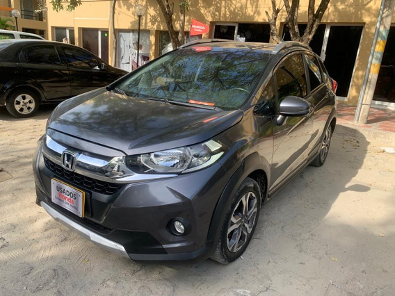 Honda Wrv 2018 Acero Excelente Estado