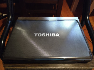 Notebook Toshiba Satellite Core I5, 4gb, 600gb Hdd