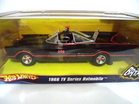 Batmobile Serie Tv 1966 Hot Wheels Escala 1/18