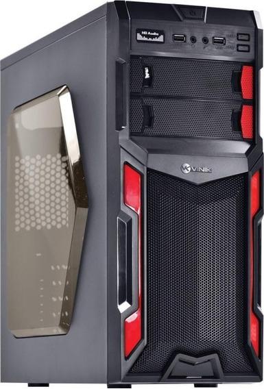 Cpu Dual Core 4gb Hd 320gb Windows 7 - Nova Oferta