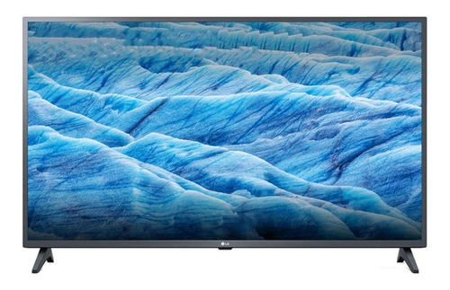 Pantalla LG Smart Tv 43  Led 4k Full Web Bluetooth Alexa
