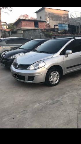 Nissan Tiida Sedan 2011 1.8 Flex 4p