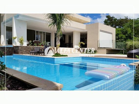 Casa Com 4 Dormitórios À Venda, 520 M² Por R$ 3.450.000,00 - Residencial Aldeia Do Vale - Goiânia/go - Ca0322