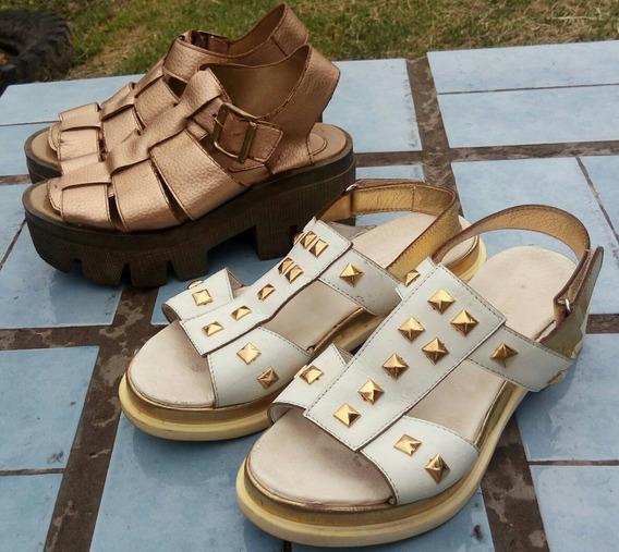 Sandalias Dos Al Precio De Una