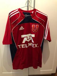 Camisa Universidad De Chile 2010/11 - De Treino