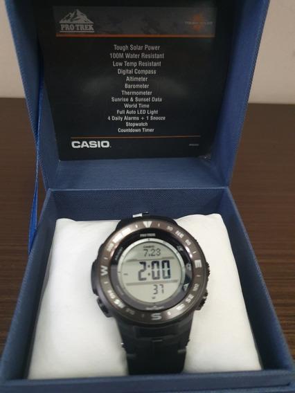 Relógio Casio Protrek Prg330 Novo Original