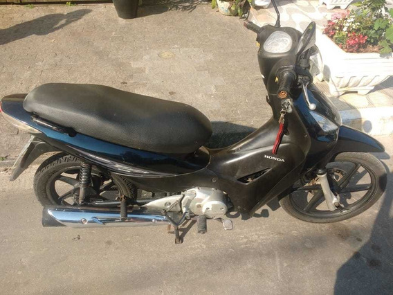 Honda Biz 125 Preta
