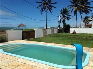 Casa Em Praia De Graçandu, Extremoz/rn De 240m² 4 Quartos À Venda Por R$ 380.000,00 - Ca354257
