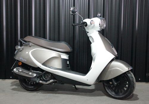 Scooter 125 Usado Daelim Besbi 2018  Plan Canje