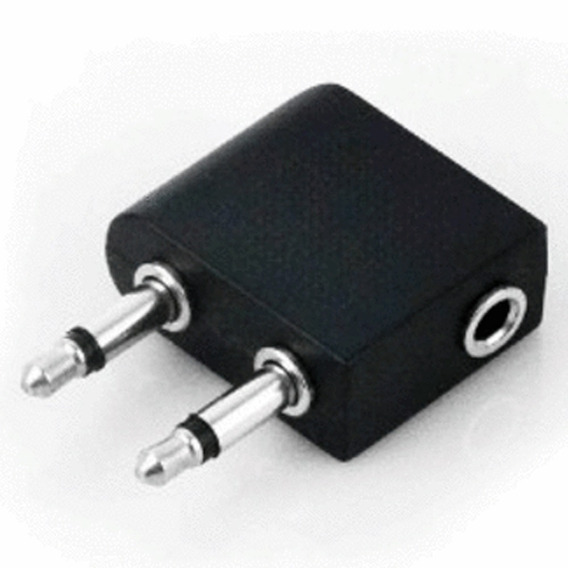 Adaptador Lys De Áudio 2 P2 M X P2 F M-1445