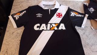Camisa Oficial Vasco Da Gama - Rio De Janeiro