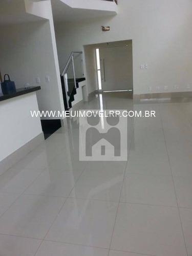 Imagem 1 de 24 de Casa Residencial À Venda, Recreio Internacional, Ribeirão Preto - Ca0138. - Ca0138