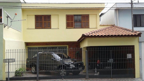 Imagem 1 de 25 de Lindo Sobrado À Venda - 3 Quartos - 3 Vagas - Jordanópolis - São Bernardo Do Campo - Sp - 13796