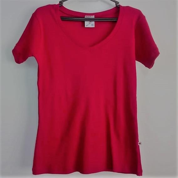 Kit 8 Blusas Femininas Camiseta Básica Liquida Estoque