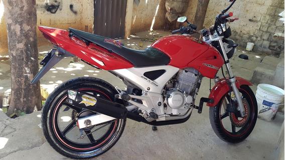 Cbx - Twister 250cc