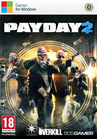 Payday 2 Career Criminal Edition C/updates Pc