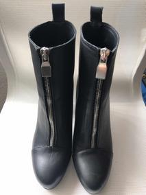 Botines Negros Zara Talla 36
