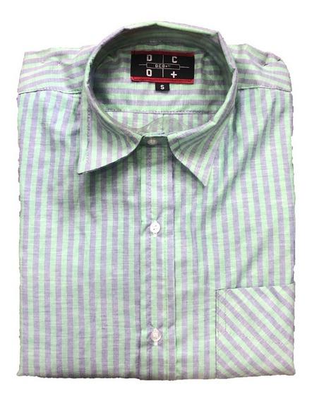 Camisa Clasica Hombre Dco+ (variedad De Colores)
